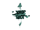 Sealed Graffiti | Jump Shot (Frog Green)