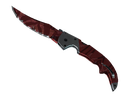 ★ StatTrak™ Falchion Knife | Slaughter (Field-Tested)