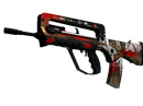 StatTrak™ FAMAS | Roll Cage (Battle-Scarred)
