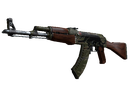 StatTrak™ AK-47 | Jaguar (Well-Worn)