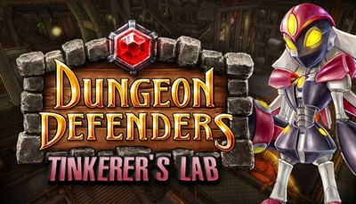 Dungeon Defenders - The Tinkerer's Lab Mission Pack