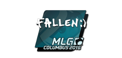 Sticker | FalleN | MLG Columbus 2016
