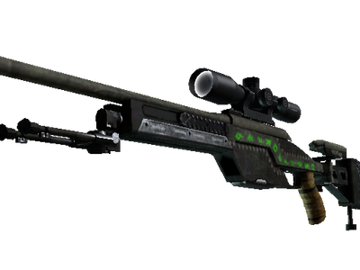 StatTrak™ SSG 08 | Necropos (Factory New)