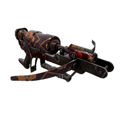 Skull Study Crusader's Crossbow (Battle Scarred)
