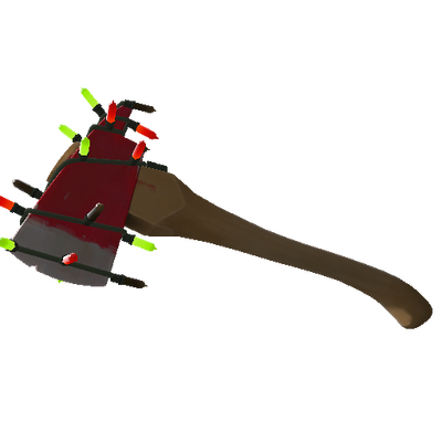 Festivized Fire Axe