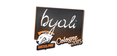 Sticker | byali | Cologne 2015