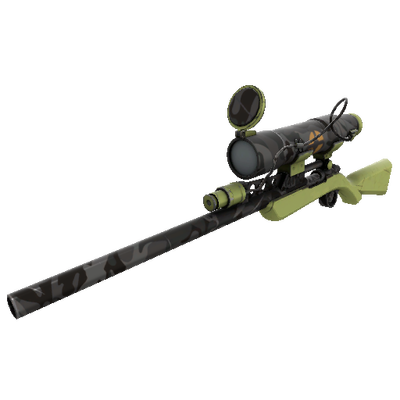 Specialized Killstreak Woodsy Widowmaker Mk.II Sniper Rifle (Minimal Wear)