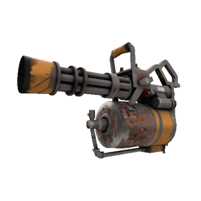 Specialized Killstreak Brick House Minigun (Well-Worn)
