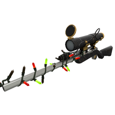 Festivized Shot in the Dark Sniper Rifle (Factory New)