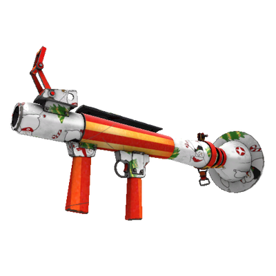 Snow Globalization Rocket Launcher (Minimal Wear)