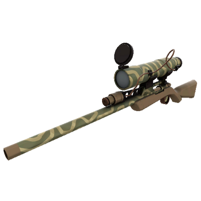 Forest Fire Mk.II Sniper Rifle (Factory New)