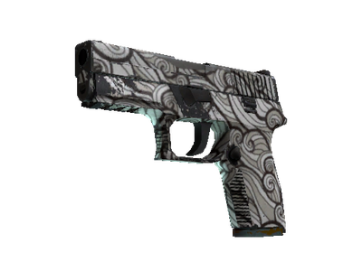 Souvenir P250 | Gunsmoke (Well-Worn)