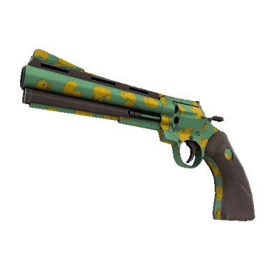 Killstreak Quack Canvassed Revolver (Minimal Wear)