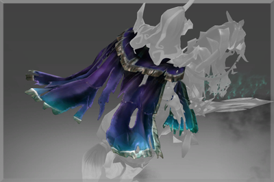 Corrupted Cape of Enveloping Despair