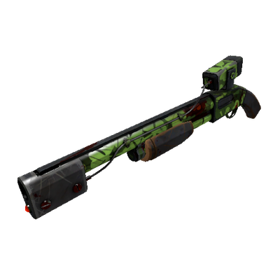 Clover Camo'd Rescue Ranger (Battle Scarred)