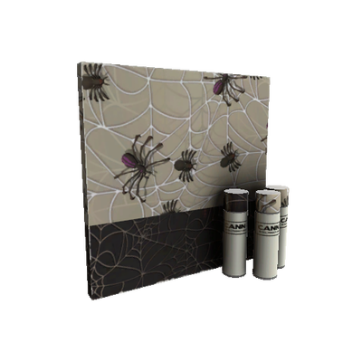 Strange Spider Season War Paint (Factory New)
