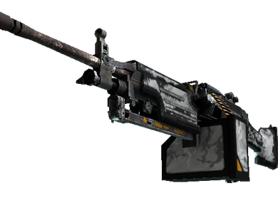 StatTrak™ M249 | Spectre (Battle-Scarred)