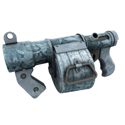 Glacial Glazed Stickybomb Launcher (Factory New)