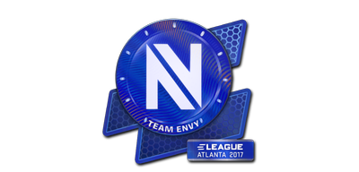 Sticker | Team EnVyUs (Holo) | Atlanta 2017
