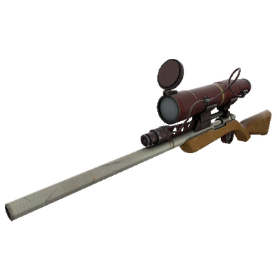Strange Specialized Killstreak Coffin Nail Sniper Rifle (Minimal Wear)